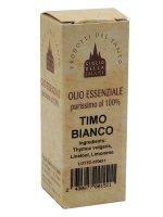 Olio essenziale timo bianco   12 ml.