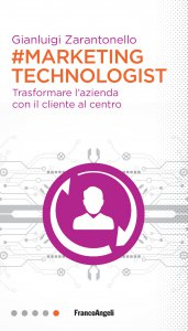 Copertina di 'Marketing technologist'
