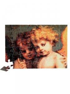 """Copertina di 'Puzzle """"Angeli"""" (48 pezzi)'"""