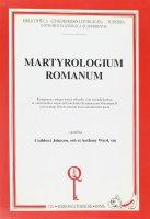 Martyrologium romanum (rist. anast.)