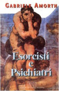 Copertina di 'Esorcisti e psichiatri'