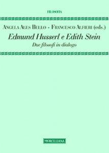 Copertina di 'Edmund Husserl e Edith Stein. Due filosofi in dialogo'