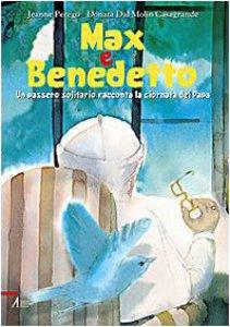 Copertina di 'Max e Benedetto'