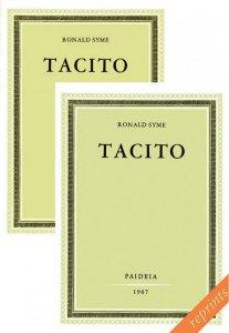 Copertina di 'Tacito. 2 volumi indivisibili'