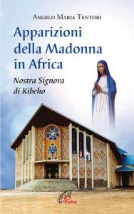 Copertina di 'Le apparizioni della Madonna in Africa'