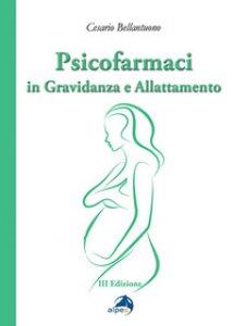 Copertina di 'Psicofarmaci in gravidanza e allattamento'