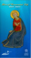 Year of Consacrated Life. Prayers - Francesco (Jorge Mario Bergoglio)
