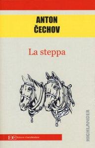 Copertina di 'La steppa'