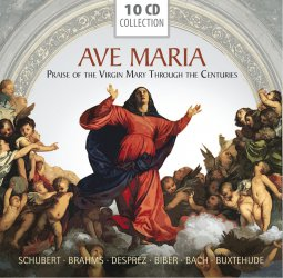 Copertina di 'AVE MARIA - Praise of the Virgin Mary trough the centuries'