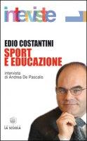 Sport e educazione - Costantini Edio