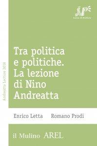 Copertina di 'Tra politica e politiche'