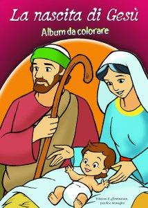 Copertina di 'La nascita di Gesù'