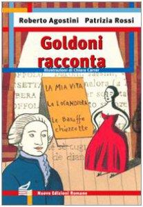 Copertina di 'Goldoni racconta'