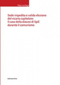 Copertina di 'Sede impedita e valida elezione del vicario capitolare'