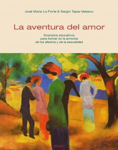 Copertina di 'La aventura del amor'