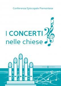 Copertina di 'I concerti nelle chiese'