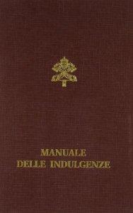 Copertina di 'Manuale delle indulgenze'