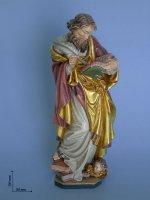 Statua San Matteo evangelista di  su LibreriadelSanto.it
