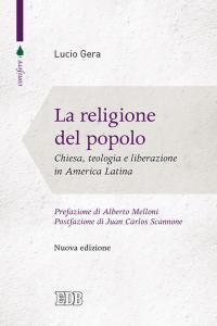 Copertina di 'Religione del popolo'