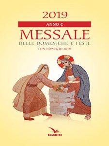 Copertina di 'Messale delle domeniche e feste 2019'