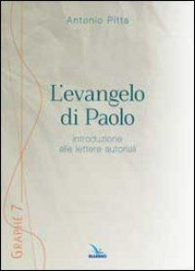 Copertina di 'L'evangelo di Paolo'