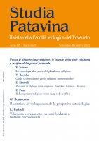 Studia Patavina 2012/3