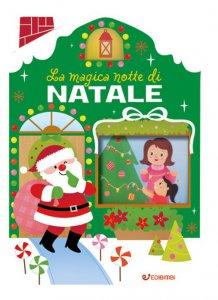 Copertina di 'La magica notte di Natale'