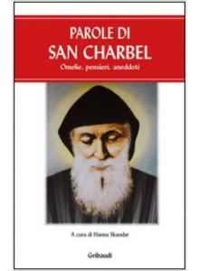 Copertina di 'Parole di San Charbel'