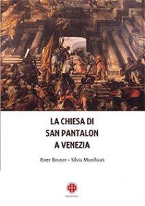 Copertina di 'La chiesa di San Pantalon a Venezia'