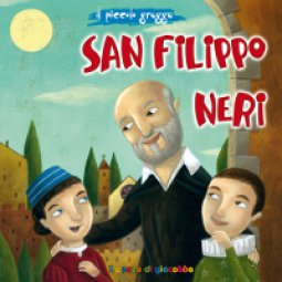 Copertina di 'San Filippo Neri'