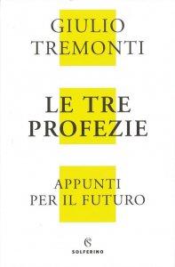 Copertina di 'Le tre profezie'