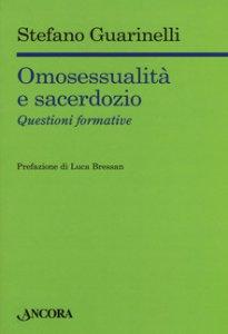 Copertina di 'Omosessualità e sacerdozio'