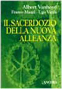 Copertina di 'Il sacerdozio della nuova alleanza'