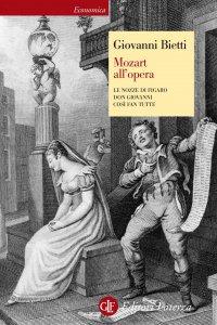 Copertina di 'Mozart all'opera'