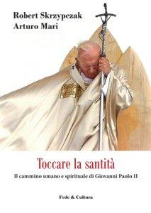 Copertina di 'Toccare la santità'