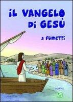 Il Vangelo di Gesù a fumetti - Giorgio Bertella