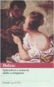 Copertina di 'Splendori e miserie delle cortigiane'