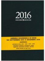 Agenda ecumenica di Bose 2016