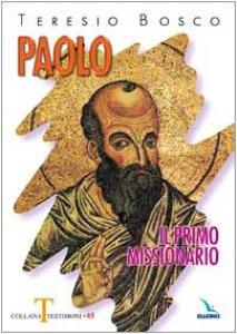 Copertina di 'Paolo il primo missionario'