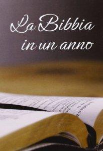Copertina di 'La Bibbia in un anno'
