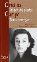 Cristina Campo - Carmelo Mezzasalma, Giovanna Fozzer, Gianni Gasparini, Laura Bosio, Giovanna Scarca