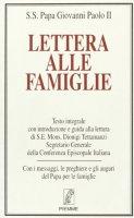 Lettera alle famiglie - Giovanni Paolo II