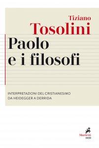 Copertina di 'Paolo e i filosofi'