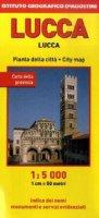 Lucca 1:5 000. Ediz. multilingue