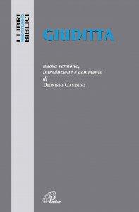 Copertina di 'Giuditta. Nuova versione, introduzione e commenti'