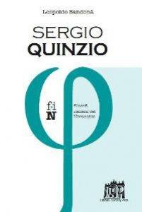 Copertina di 'Sergio Quinzio'