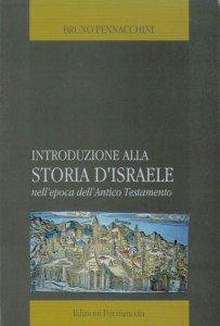 Copertina di 'Introduzione alla storia d'Israele'