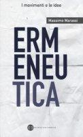 Ermeneutica - Marassi Massimo