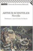 Novelle - Schnitzler Arthur