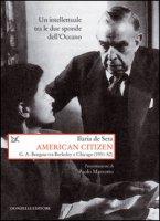 American citizen. G. A. Borgese tra Berkeley e Chicago (1931-52) - De Seta Ilaria